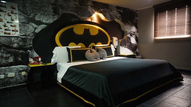 Habitación Batman Motel Maryland Aeropuerto el Dorado - Moteles en Bogotá D.C, Colombia