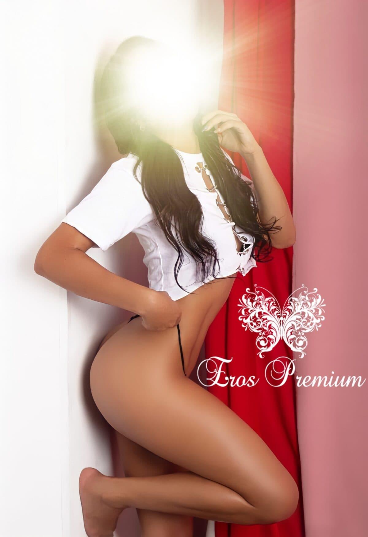 Kloe Modelo Prepago en Cali - Colombia - Eros Premium