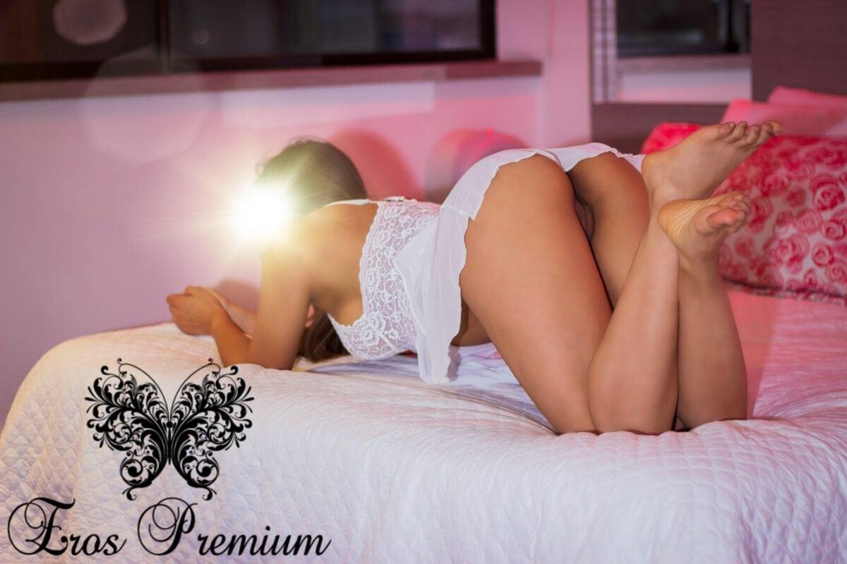 Jenny Saenz Modelo Prepago en Bogota
